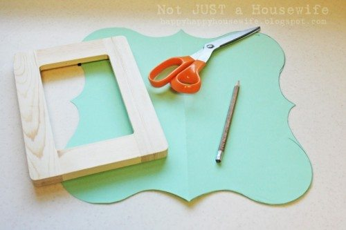 Diy Homemade Picture Frames