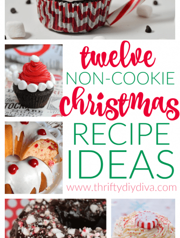 Christmas Recipes Not Cookies
