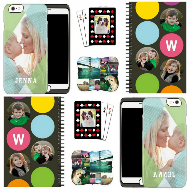 Shutterfly Deals: FREE Personalized Cards, Mouse Pad, Notebook, or iPhone Case