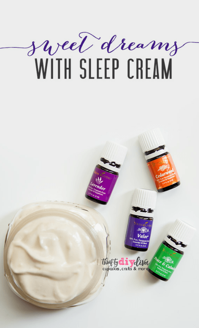 To sleep you will love this creamy lotion i promise