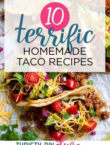 10 Terrific Taco Recipes