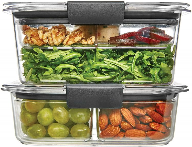 Rubbermaid Brilliance Food Storage Container